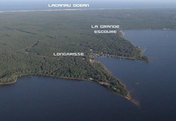 Promenades Sur Le Lac De Lacanau Lacanauocean Com