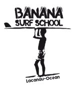 banana  surf school aurelie