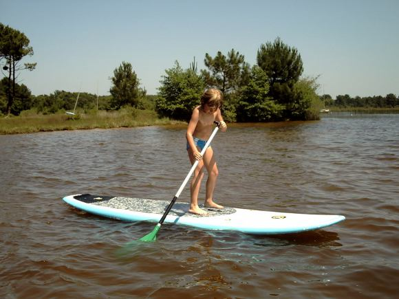 stand up paddle SUP enfant Noé