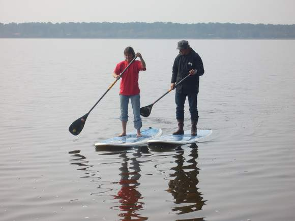 Stand Up Paddle SUP lacanau