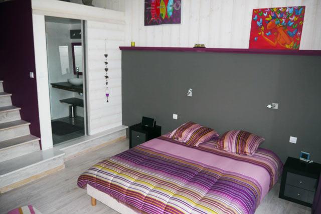 Location maison lacanau avec piscine d bordement for Chambre d hote lacanau