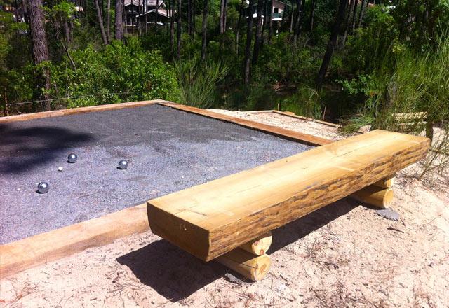 Creation Jardin les jardins canaulais : paysagiste à lacanau , création, aménagement
