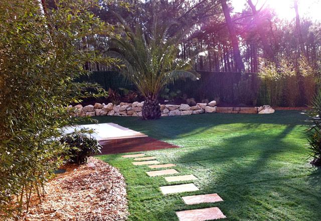 Les jardins canaulais paysagiste lacanau cr ation for Entretien de jardins