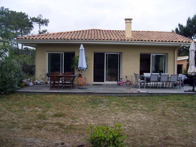 Location lacanau 2016 o louer une maison de vacances for Location maison nice nord
