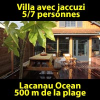 location appartement lacanau ocean