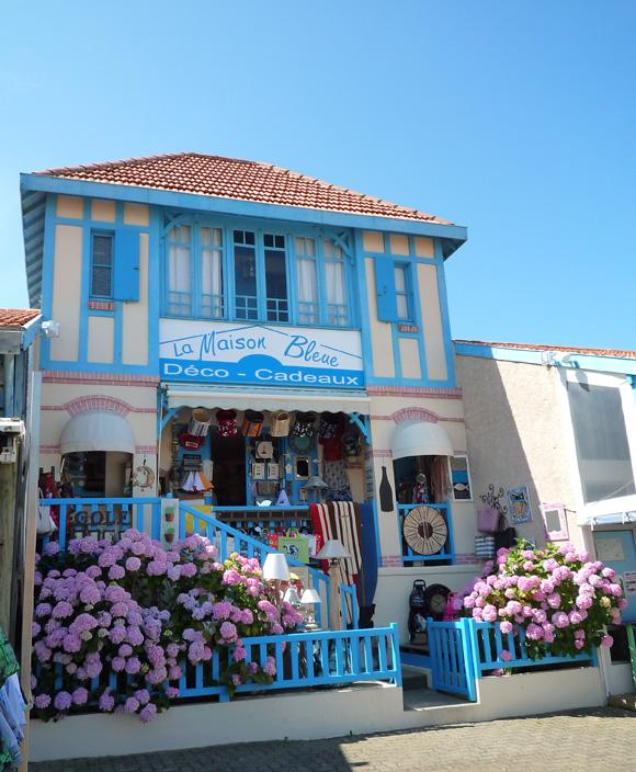 La Maison Bleue Lacanau Océan : Décoration pour la maison ...