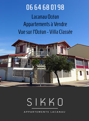 vente appartement lacanau immobilier