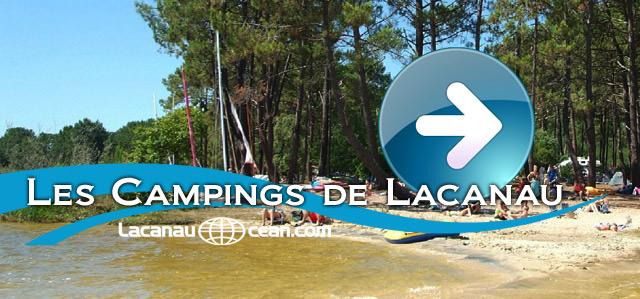 Camping Gironde - Lacanau - CAMPING LE TEDEY