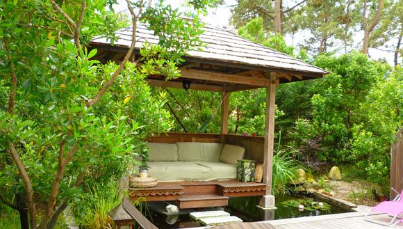 Location lacanau particulier location maison avec for Piscine de lumbres jardin aquatique
