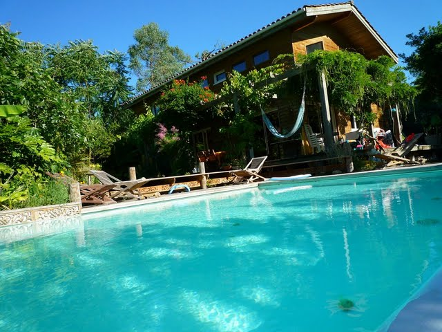 Location maison lacanau avec piscine d bordement for Piscine a la maison