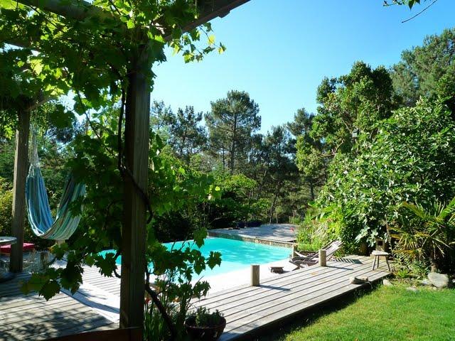 Location Maison Lacanau Avec Piscine  Dbordement Chauffe