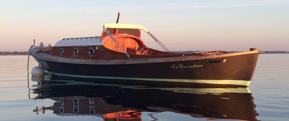 location bateau pinasse lacanau