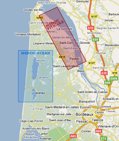 Medoc ocean lacanau carcans maubuisson et hourtin - Carcans maubuisson office de tourisme ...