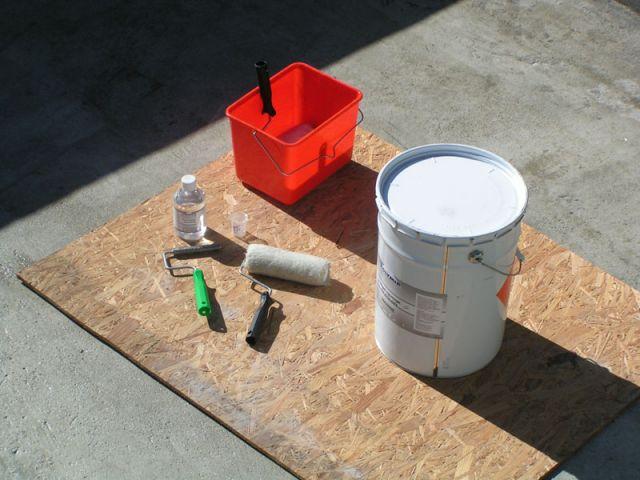 la stratification fibre de verre polyester de la piscine b ton les outils. Black Bedroom Furniture Sets. Home Design Ideas