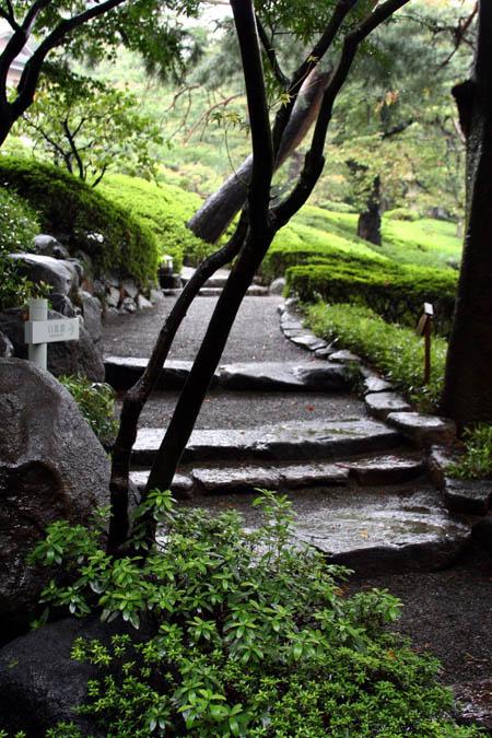 bordure de jardin jardin japonais de portland et parc botanique de tokyo. Black Bedroom Furniture Sets. Home Design Ideas