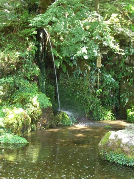Cascades jardin japonais kyoto ginkaku ji temple2jpg pictures for Jardin kyoto
