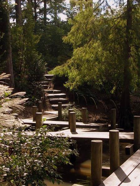Photo pont japonais au parc botanique de kyoto shoren et for Jardin kyoto